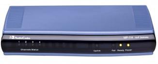 Аналоговый шлюз AudioCodes MP118/8S/SIP