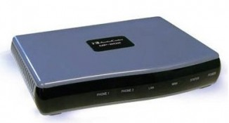 Аналоговый телефонный адаптер AudioCodes MP201B/1S/SIP