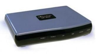 Аналоговый телефонный адаптер AudioCodes MP203B/2S/1O/SIP