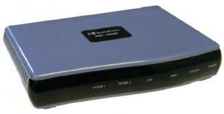 Аналоговый телефонный адаптер AudioCodes MP204B/4S/SIP