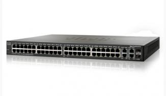 Коммутатор Cisco SF300-48PP-K9-EU