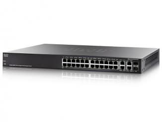 Коммутатор Cisco SG300-28MP-K9-EU