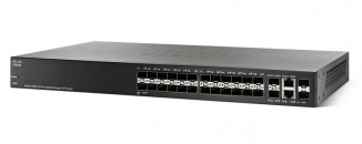 Коммутатор Cisco SG300-28SFP-K9-EU