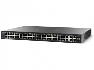 Коммутатор Cisco SG300-52MP-K9-EU