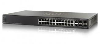 Коммутатор Cisco SG500-28-K9-G5