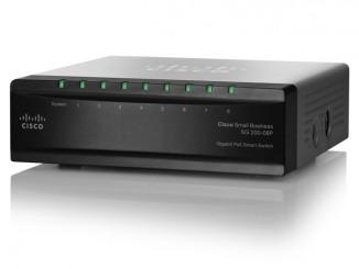 Коммутатор Cisco SLM2008PT-EU
