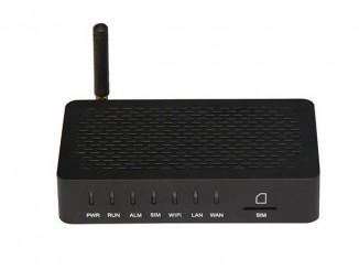 VoIP-GSM-шлюз Dinstar UC100-1G1S1O