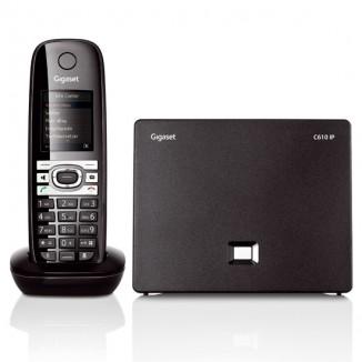 Беспроводный SIP-телефон Gigaset C610A IP