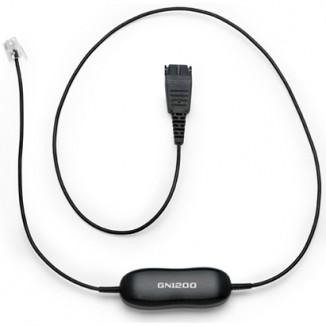 Комплект гарнитуры Jabra BIZ 1500 Mono QD и IP-телефона Grandstream GXP1610