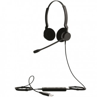 Гарнитура  Jabra BIZ 2300 USB Duo MS