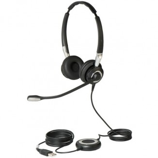 Гарнитура 3 в 1 Jabra Biz 2400 II USB Duo BT MS
