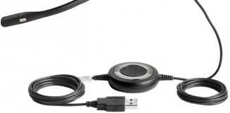 Гарнитура 3 в 1 Jabra Biz 2400 II USB Mono BT