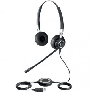 Гарнитура с Bluetooth Jabra Biz 2400 USB Duo MS NC