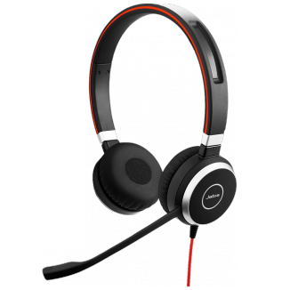 Стереогарнитура Jabra EVOLVE 40 USB-C UC Stereo