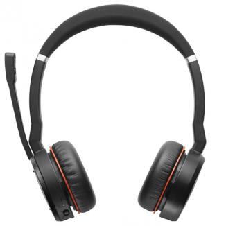 Bluetooth-гарнитура с активным шумоподавлением Jabra Evolve 75 Stereo MS