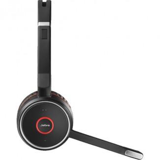 Bluetooth-гарнитура с зарядной подставкой Jabra Evolve 75 Stereo MS - Charging stand