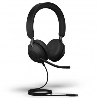 Гарнитура Jabra EVOLVE2 40 USB-A MS Stereo