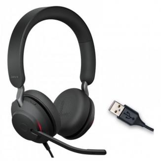 Гарнитура Jabra EVOLVE2 40 USB-A UC Stereo