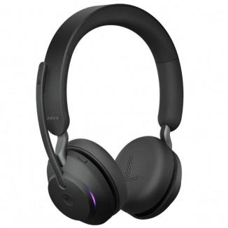 Bluetooth гарнитура Jabra EVOLVE2 65 Link 380A MS Stereo Black