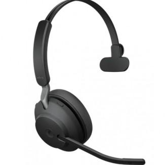 Гарнитура Bluetooth Jabra EVOLVE2 65 Link 380A UC Mono Black