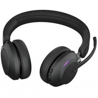 Bluetooth гарнитура Jabra EVOLVE2 65 Link 380A UC Stereo Black
