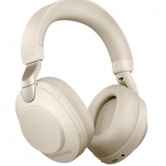 Bluetooth-гарнитура  Jabra EVOLVE2 85 Link 380A MS Stereo Beige