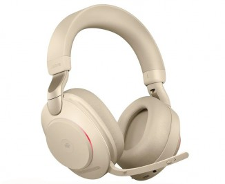 Bluetooth-гарнитура  Jabra EVOLVE2 85 Link 380C MS Stereo Beige