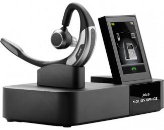 Bluetooth-гарнитура Jabra Motion Office UC MS