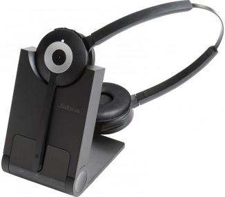 Беспроводная гарнитура DECT Jabra PRO 920 Duo