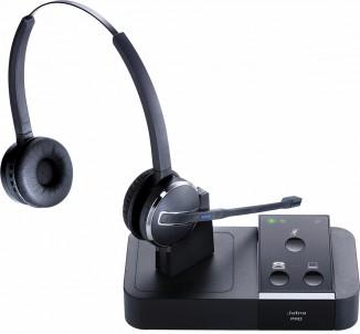 Беспроводная гарнитура Jabra PRO 9450 Flex Duo