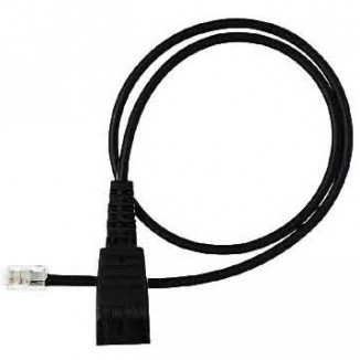 Шнур-переходник  for Cisco IP phones Jabra Cord QD to Modular RJ (8800-00-37)