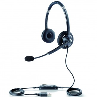 Гарнитура Jabra UC Voice 750 Duo