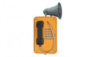 Всепогодный SIP-телефон JR103-FK-Y-H-SIP