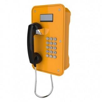 Всепогодный SIP-телефон JR105-FK-Y-SIP