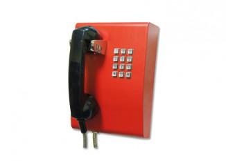 Всепогодный промышленный 3G-телефон JR206-FK-OW-3G