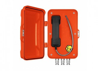 Взрывозащищенный промышленный SIP-телефон JREX101-CB-SIP