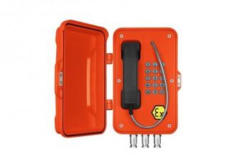 Взрывозащищенный промышленный SIP-телефон JREX101-FK-SIP