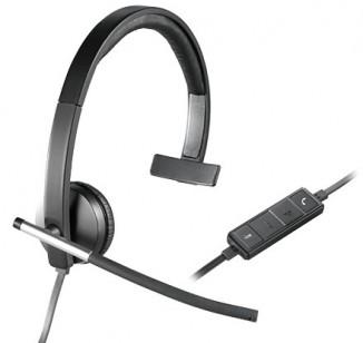 Гарнитура Logitech USB Headset Mono H570e