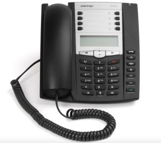 SIP-телефон MITEL Aastra terminal 6731i w/o power supply