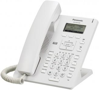 SIP-телефон белый Panasonic KX-HDV100RU