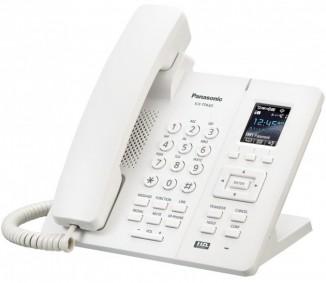 SIP-DECT телефон белый Panasonic KX-TPA65RU