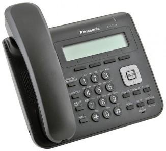 SIP-телефон Panasonic KX-UT113RU-B