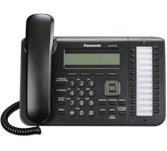 SIP-телефон Panasonic KX-UT133RU-B