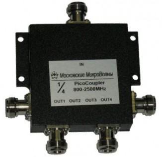 Делитель сигнала PicoCoupler 800-2700МГц 1/4