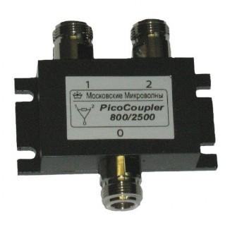 Делитель сигнала  PicoCoupler 800-2700МГц 1/2