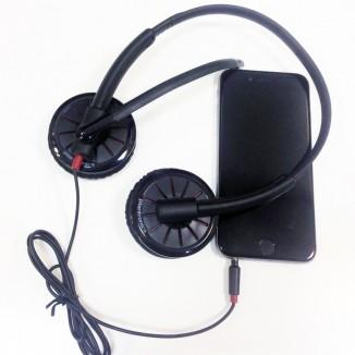 Гарнитура Plantronics Blackwire C325M