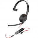 Проводная гарнитура (USB-A) Plantronics Blackwire C5210-A