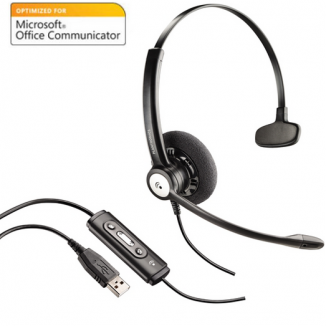 Гарнитура Plantronics Blackwire C610M