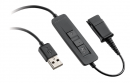 Шнур-переходник  Plantronics Practica QD - USB