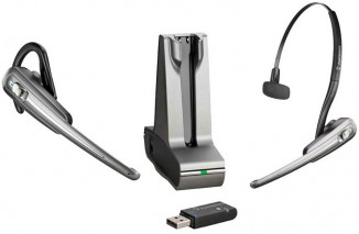 Bluetooth гарнитура  Plantronics Savi Go (PL-WG100/B)